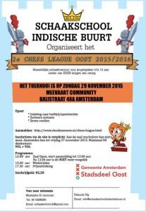 Chess League 29 november 2015