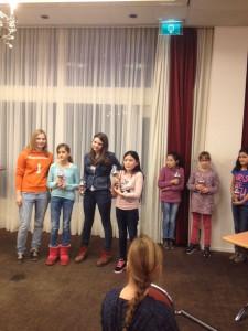 Dalya Mang Meisjestoernooi 2 januari 2016